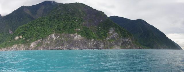清水斷崖(autostitch)