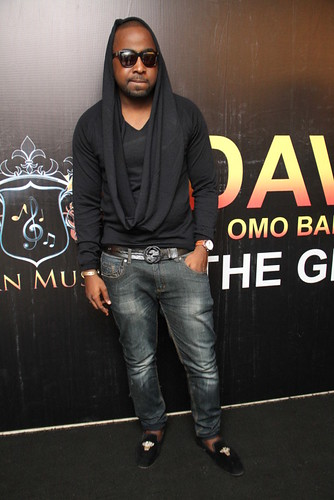 Davido's album launch