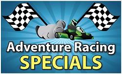 Adventure racing in Lake George Specials