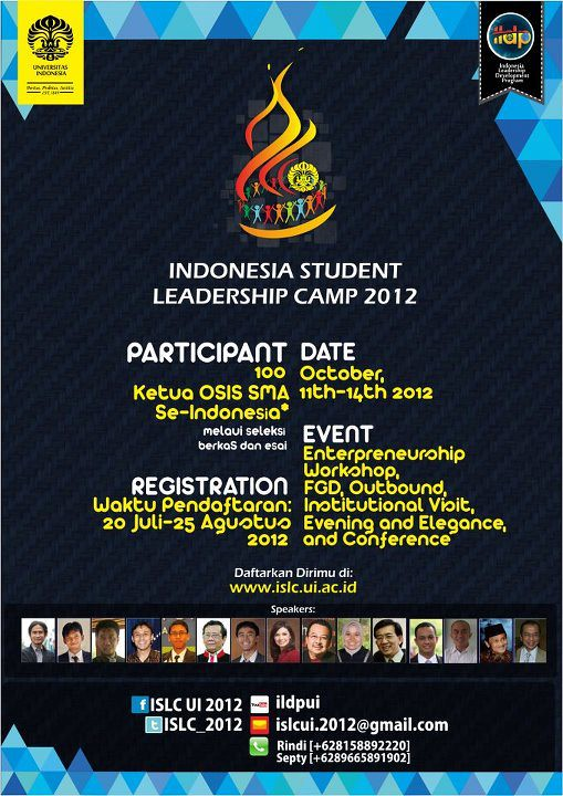 indonesia student leadership camp