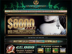Grand Casino Parker Depan
