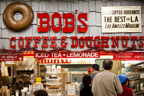 Bob's Coffee and Doughnuts by Thomas Hawk