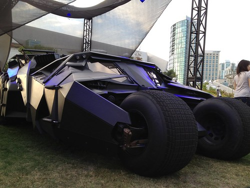 San Diego Comic-Con - Batmobile