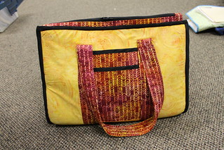 Columbus Modern Quilt Guild - Barb's Bag