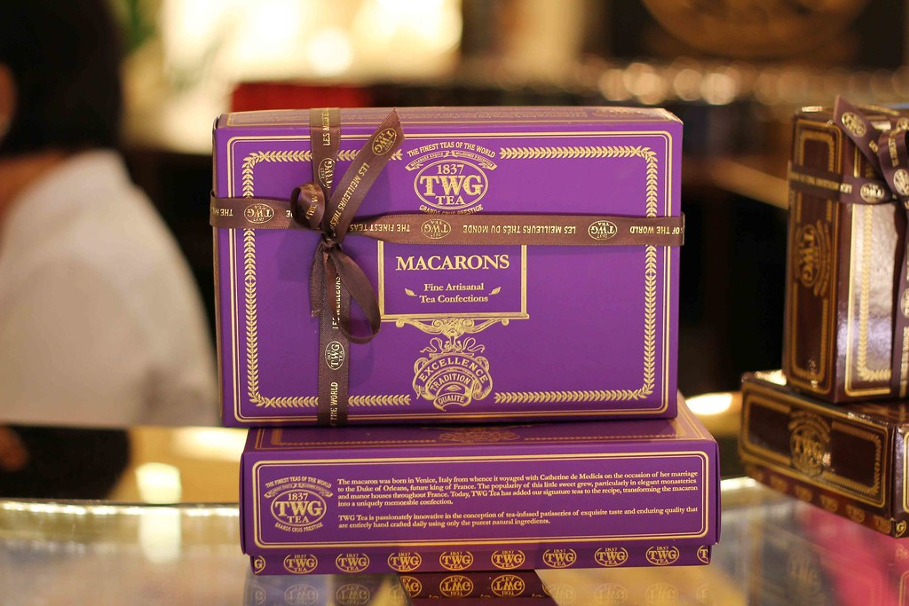 TWG Gift Pack