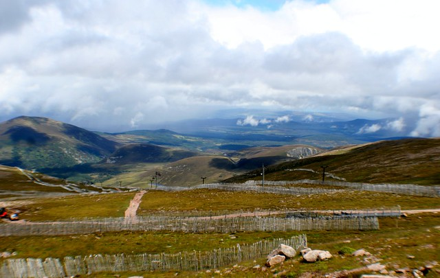 Cairngorm View from Cairn Gorm