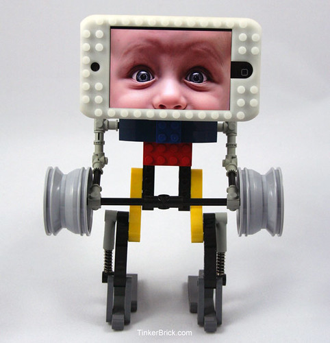 Lego Weight Lifter