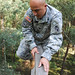 Sgt. 1st Class Jesus Arellano Obstacle Course