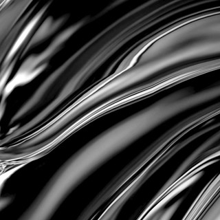 A Streaming Black and White Abstract