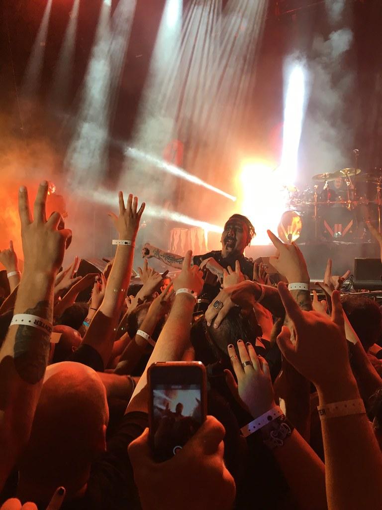 Slipknot / Manson