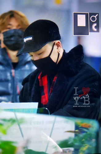 Big Bang - Gimpo Airport - 31dec2015 - Urthesun - 05