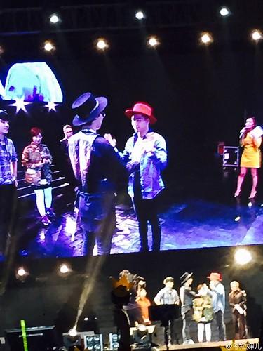 G-Dragon, Seung Ri & Tae Yang - V.I.P GATHERING in Harbin - 考拉婶儿 - 08