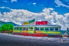 Road Island Diner #diner #roadisland #utah #kamas