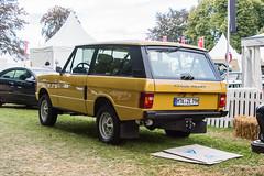 Land-Rover Range-Rover 'Classic'