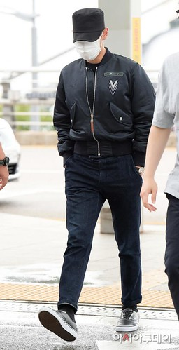 Big Bang - Incheon Airport - 26jun2015 - Press - 11