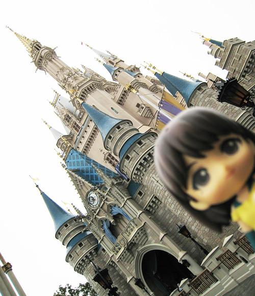 寧々さんinフロリダ ディズニーワールド マジックキングダム その1