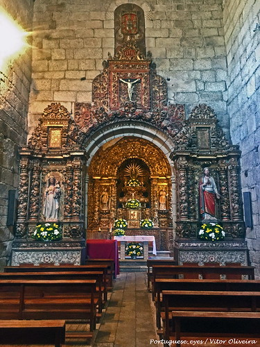 Mosteiro de Santa Maria de Cárquere - Portugal