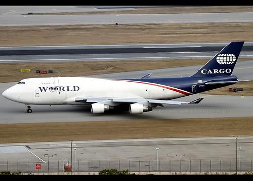 B744 - Boeing 747-4H6