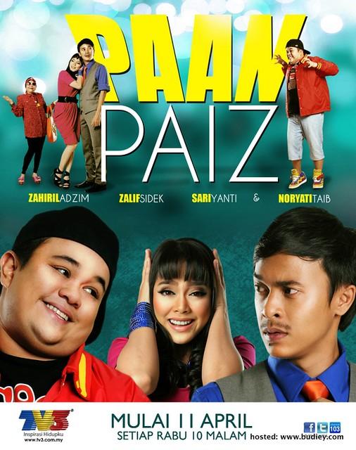 Poster Paan Paiz 2