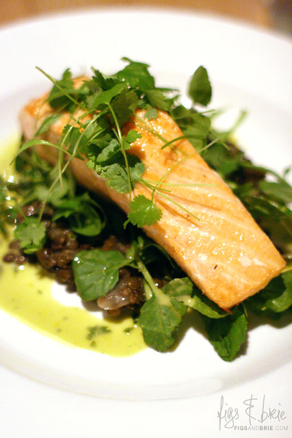 Tasmanian Salmon Fillet, The Duck Inn