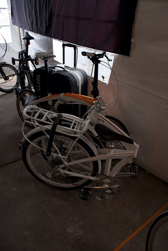 Tern Bicycle fold up
