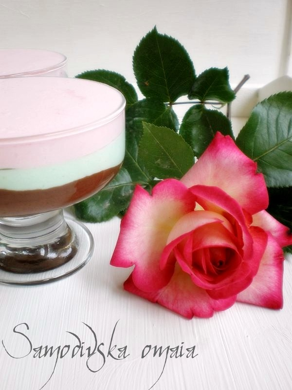Mousse Rose