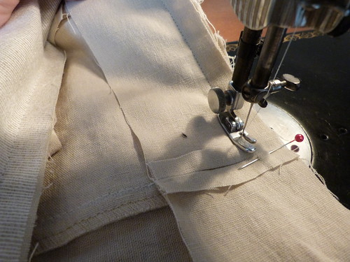 Applying Inner Waistband