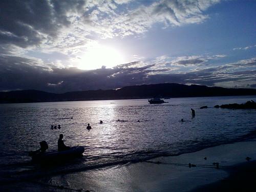 Praia da Sepultura - Bombinhas / SC - Brasil