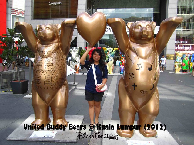 United Buddy Bears @ KL 02