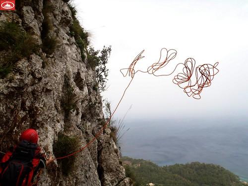 llançament de sa corda