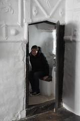 Plas Mawr toilet