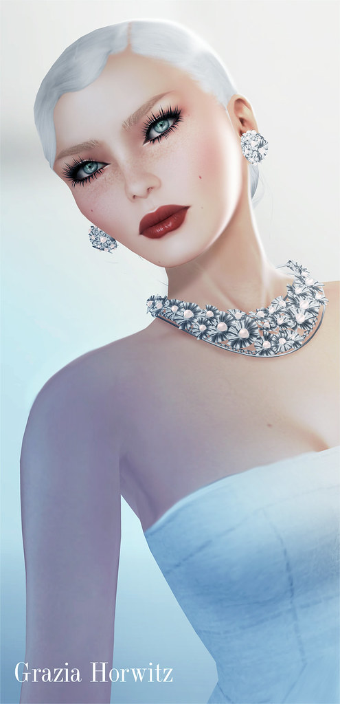 -Glam Affair- Giselle skin, Grazia Horwitz