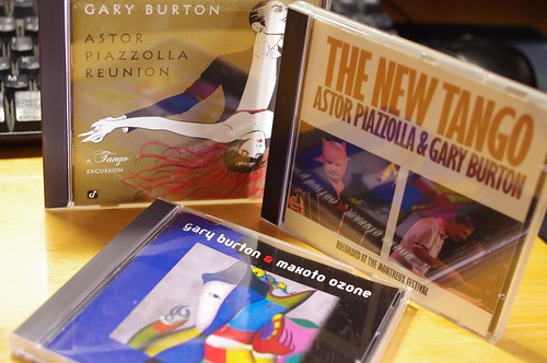 Gary Burton Works