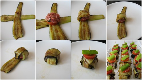 islim(patlıcanlı çöp)kebabı yapılışı