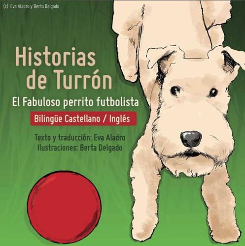 Portada Historias de Turron