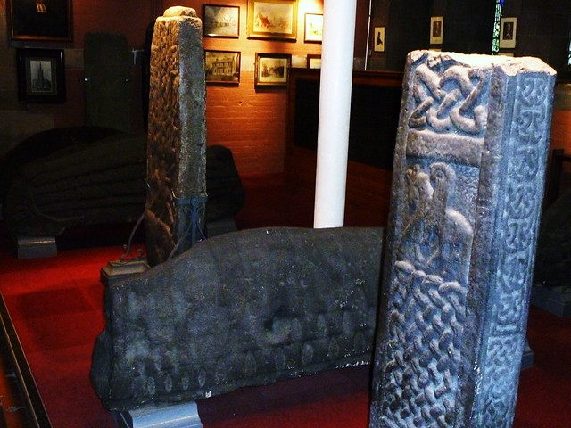Govan Carved Stones, Govan Old Church