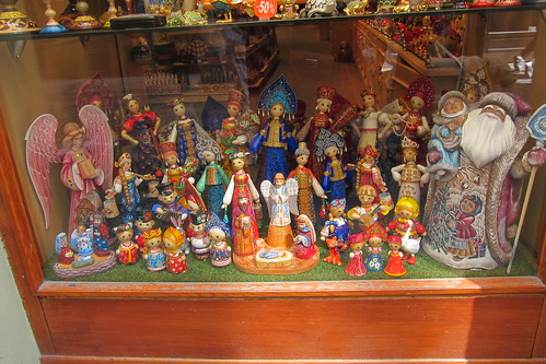 Praha - dolls by Anna Amnell