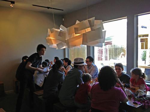 Gudrun Restaurant, Steveston, BC