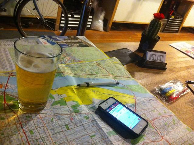 DRTpdx 2012 Final Map Plan