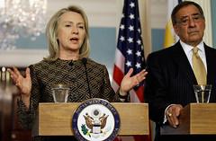 Clinton & Panetta