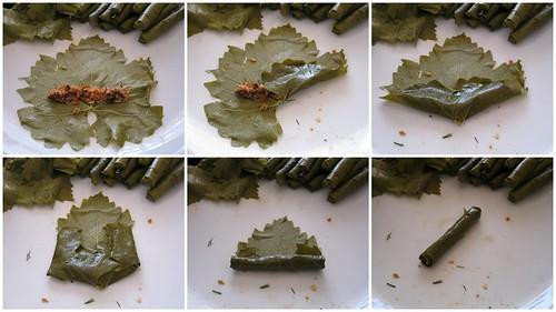 yaprak sarması
