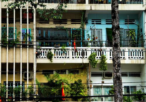 balcones petados