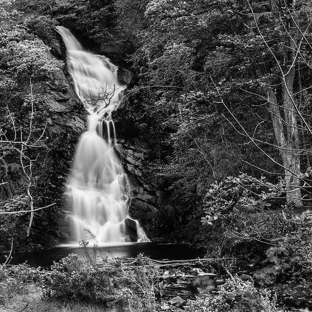 Flotterstone Waterfall