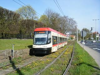 Gdansk Car No. 1035