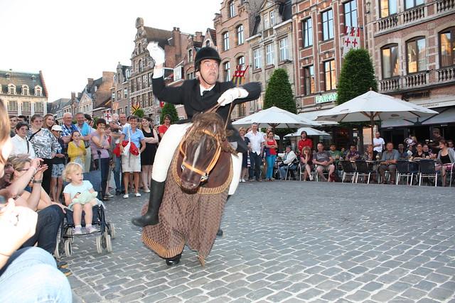 Les Goulus - Les Horsemen - Leuven in Scène 2012 (21)
