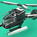 Echo/Ronin's Copter: Flight Image