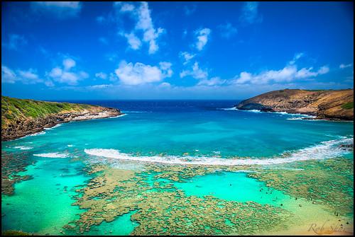 hawaii oahu hanaumabay