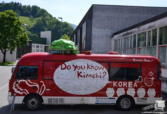 Kimchi Bus in Dornbirn (1)