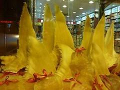全球大約一半的魚翅貿易在香港進行,香港魚翅貿易商若真在意海洋資源的可持續發展,更應該儘速要求港區政府立法規定所有進口或轉口魚翅,需附證明其為「魚鰭連身」上岸之履歷,以具體行動減少對鯊魚的過度捕撈,方能維護海洋資源永續。<圖片攝影:台灣動物社會研究會>