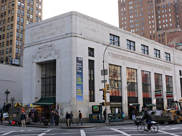 New York City Bank